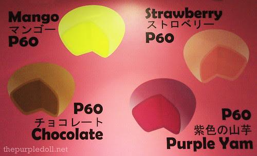 Mochi Creme Mochi Flavors