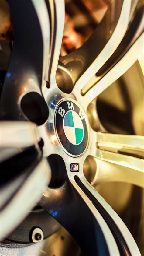 bmw wheel rim iphone wallpaper  sports car