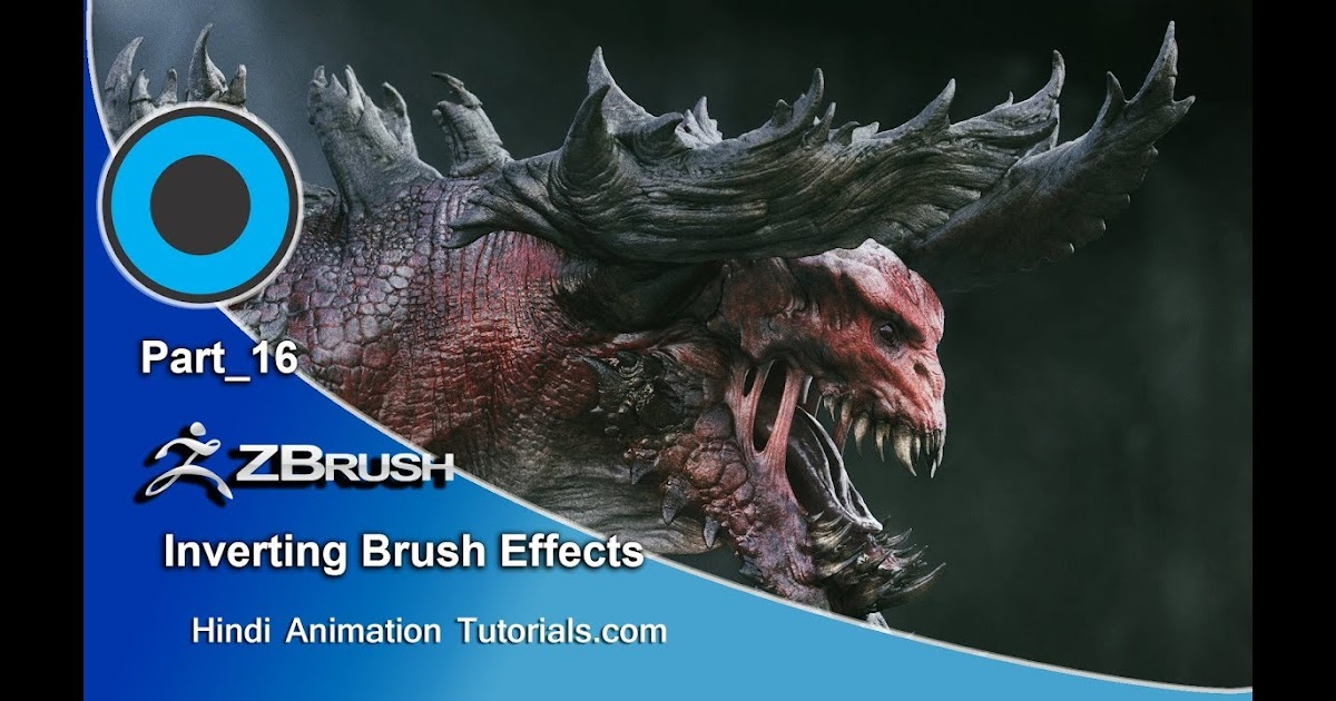 Z-Brush Importing From Other Programs Part-16 HINDI