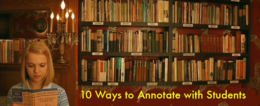 Back to School with Annotation: 10 Ways to Annotate with Students – Hypothesis