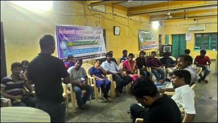CMPC event in Chennai