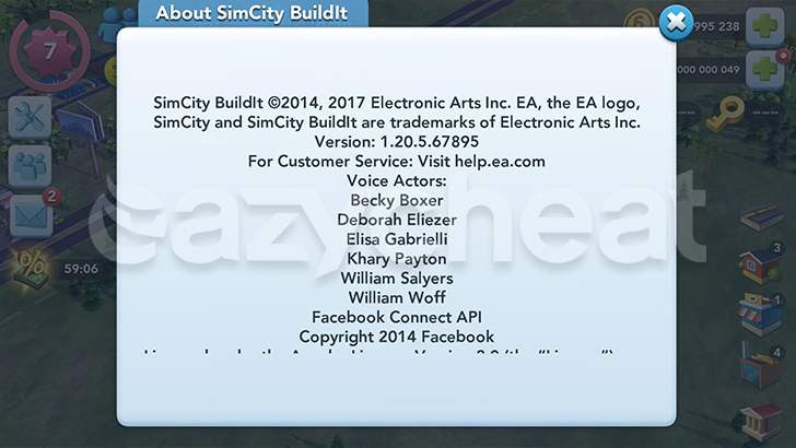 SimCity BuildIt Unlimited Keys Money