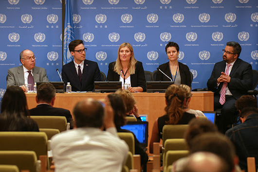 International Campaign to Abolish Nuclear Weapons Presser - Europa Newswire