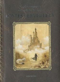 Couverture Contes magiques des pays de Bretagne, tome 1 : Contes merveilleux