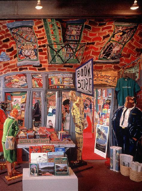 """Red Grooms, """"The Bookstore"""" and The Late Seventies"""