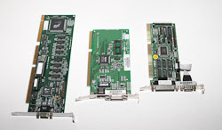PCI Boards found inside this Computer.