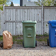 How to find your City of Calgary garbage & recycling pick up day. (And green bin, too!)
