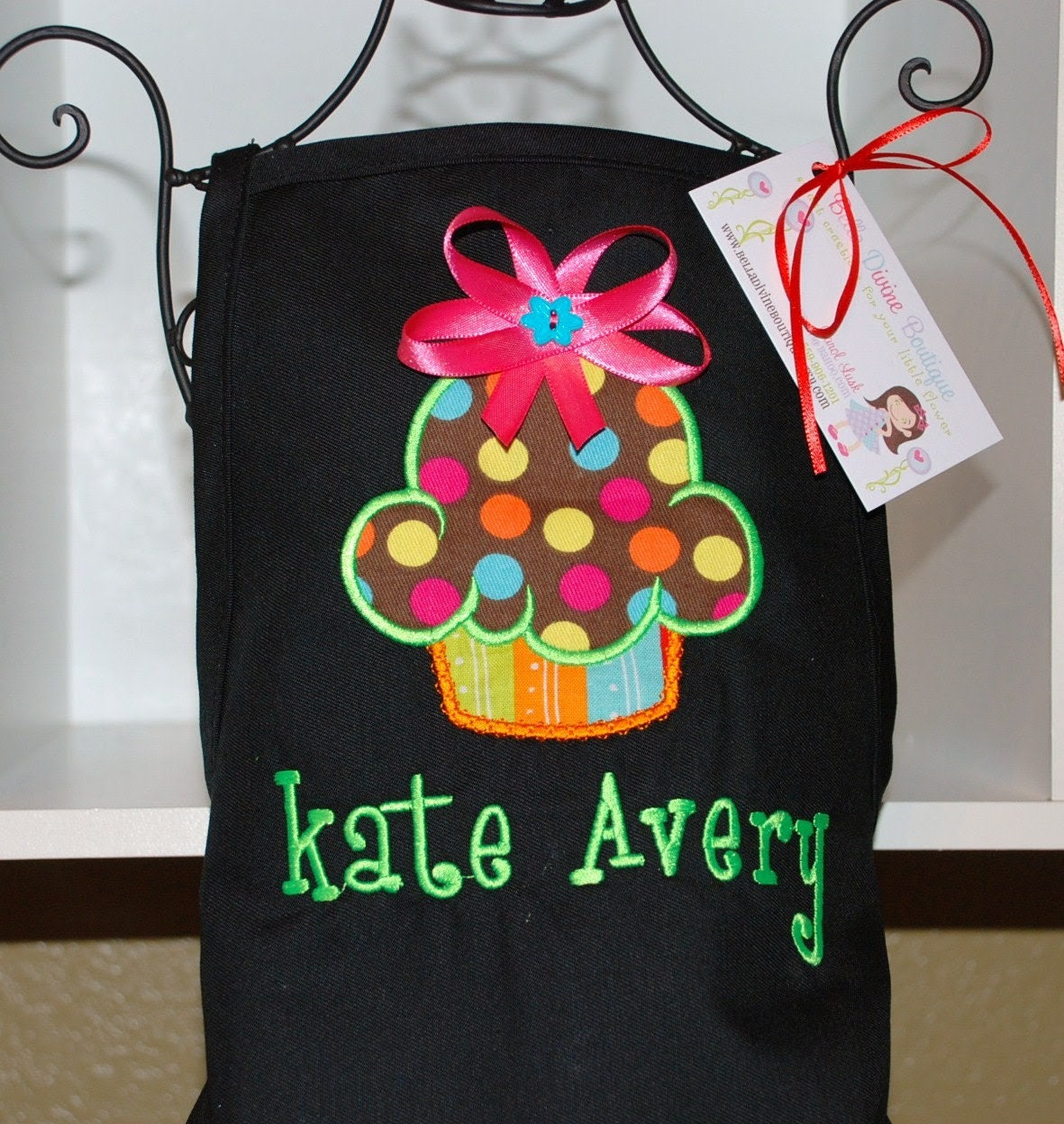 Birthday party personalized aprons special for you little guests