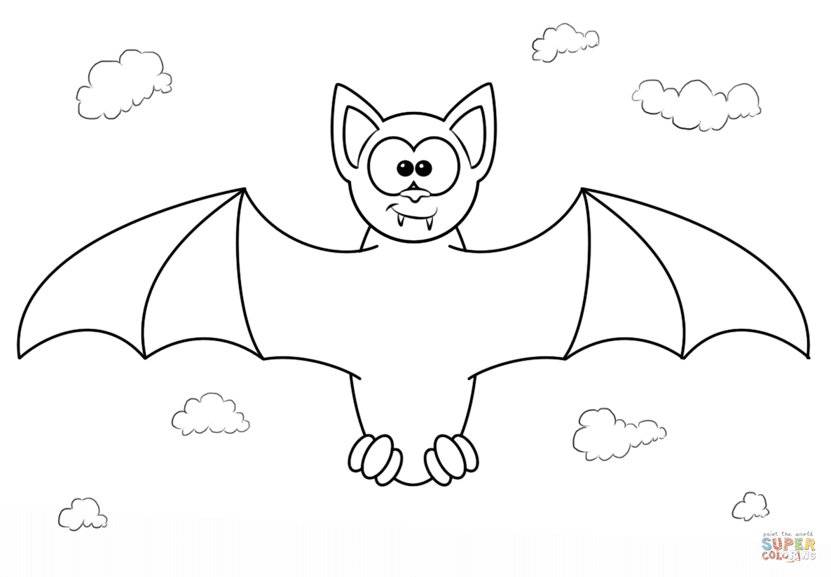 8300 Top Cartoon Vampire Coloring Pages Pictures