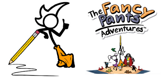 the Fancy Pants Adventure series