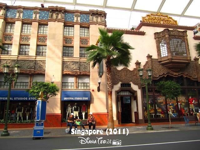 Day 2 Singapore - Universal Studio 06
