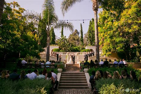 Wattles Mansion and Gardens Los Angeles Wedding   Shanie
