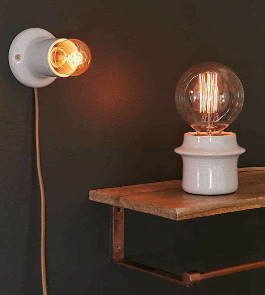 A Well-Priced, Petite Table Light from UO - Remodelista
