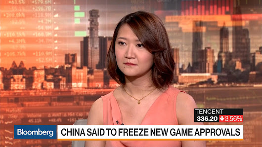 China Said to Freeze New Game Approvals