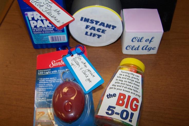 ... 50th birthday gag gift ideas 50 gag gift ideas 50th birthday