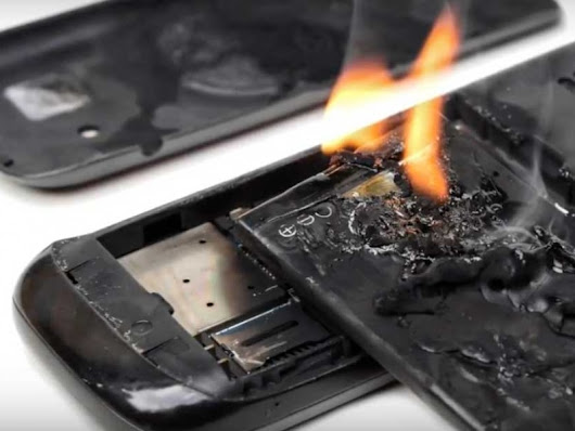 'SAFIRE' Design Prevents Lithium-Ion Battery Fires - Tech Briefs