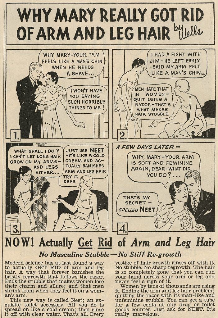 Neet ad_May 1934_tatteredandlost