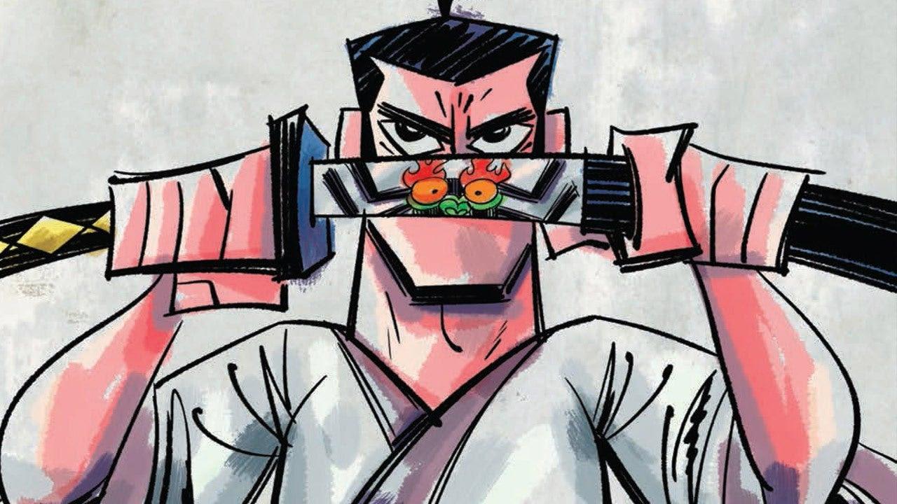 Samurai Jack Trailer 2015