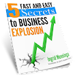 5 Secrets to Business Explosion | by JOLT Marketing