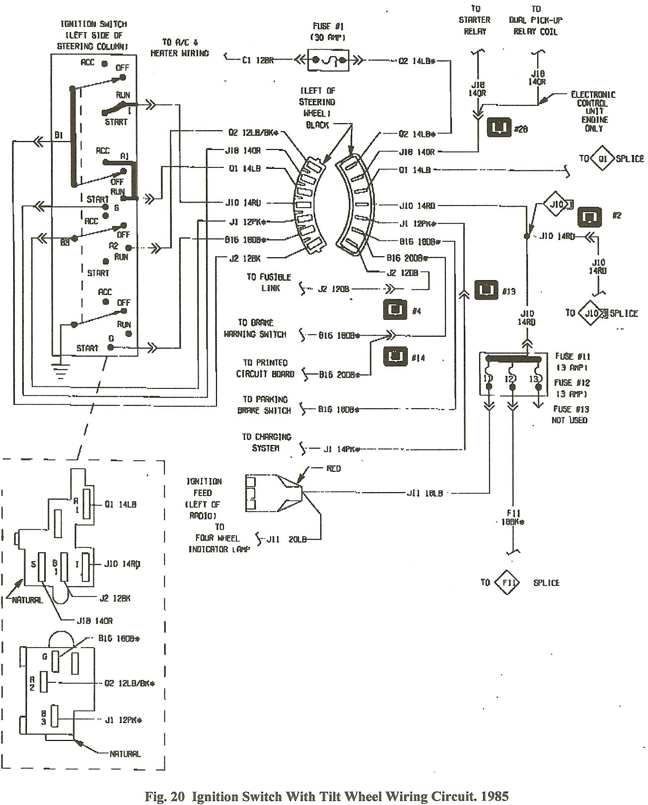 1985 Dodge Ram 1500 Fuse Box Diagram Mcculloch Fuel Filter Source Auto3 Tukune Jeanjaures37 Fr