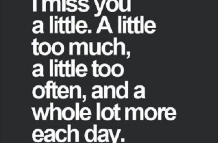 I Miss You A Little Funny Pictures Quotes Memes Funny Images