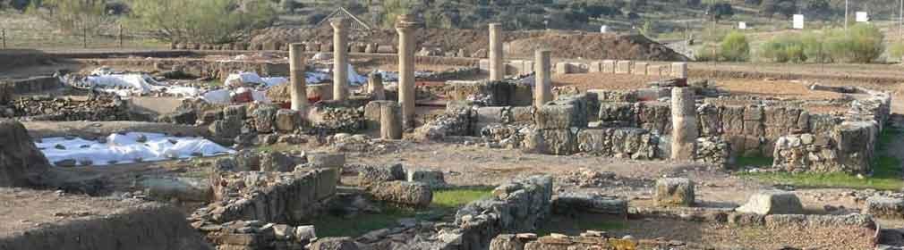 Resultado de imagen de Villa Romana la bienvenida