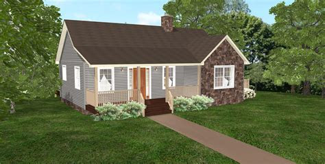 sq ft wheelchair accessible small house plans