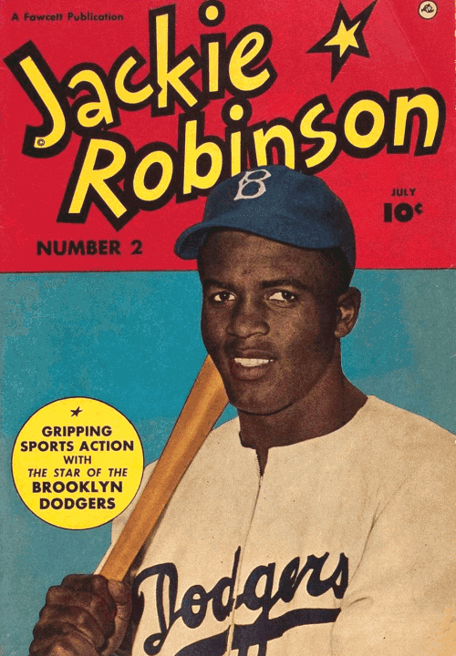 Week 160 - Jackie Robinson #2 - Comic Book Plus Forum