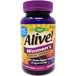Nature's Way Alive! Women's Gummies 60 gummies