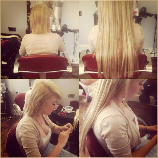 Hair Extension Training, Looking for Hair Extensions Cardiff, Wales  Follow... | Hair Extension Training Cardiff