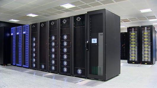 Supercomputer unveiled at university