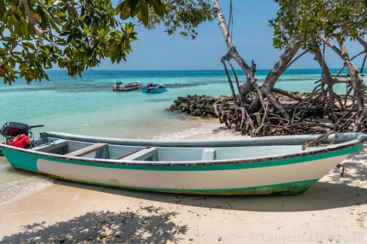 Photo essay:  Life's a beach in Tolu & San Bernardo Islands