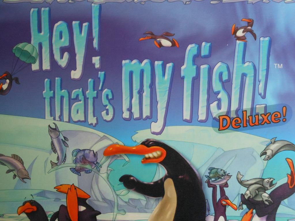 Hey! That's My Fish! Deluxe!