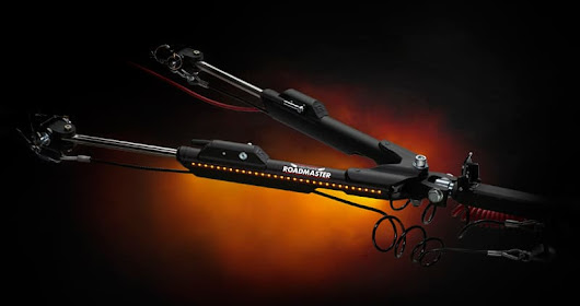 Roadmaster Announces the Nighthawk Tow Bar - Roadmaster Nighthawk