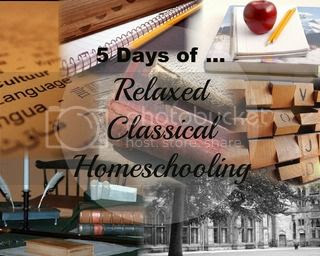 Relaxed Classical Homeschooling