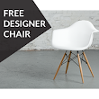 Receive a free designer chair at Mako Haus