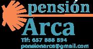 Pensión Arca - Pensión en Arca-Pedrouzo (A Coruña) - Situación de la Pension