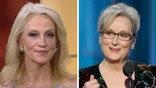 Meryl Streep bashes Trump, but applauds a pedophile