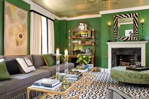 Deep Green Glaze