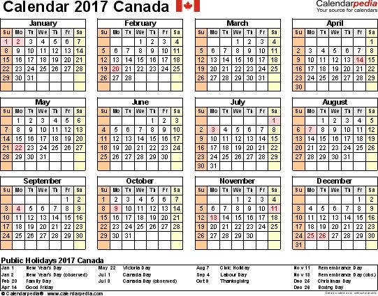 March Calendar 2017 Canada Printable   february calendars