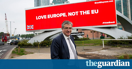 Dark money is pushing democracy in the UK over the edge| George Monbiot | Opinion | The Guardian