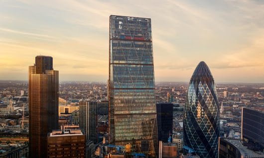 London's 'Cheesegrater' sold to Chinese tycoon for more than £1bn -