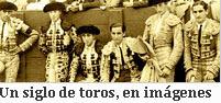 100 AÑOS DE FOTOS TAURINAS