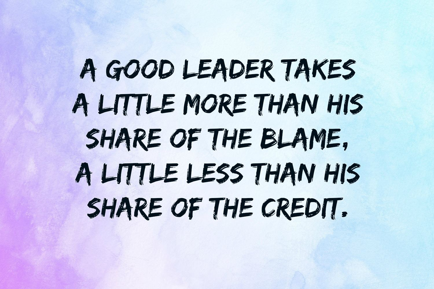 Leadership Quotes Text Image Quotes Quotereel