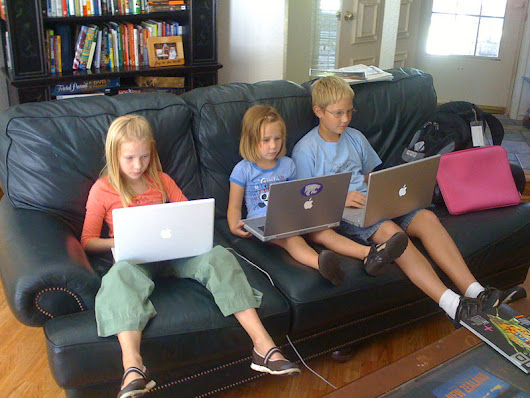 How to Use Technology to Teach Your Children Internet Safety