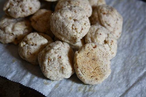 Pecan Powder Puffs