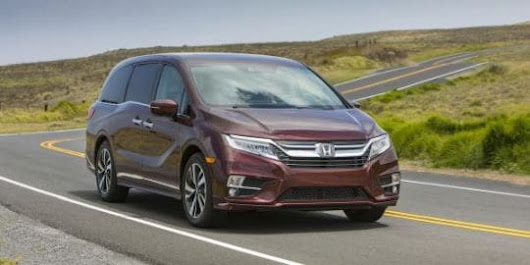 Victory Honda of Muncie | All-new 2018 Honda Odyssey delivers ultimate family-friendly experience