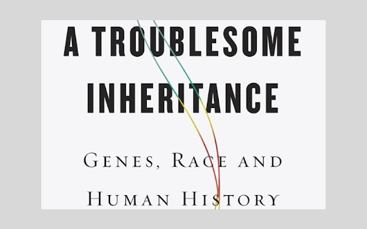 Recommended Reading: A Toublesome Inheritance by Nicholas Wade -