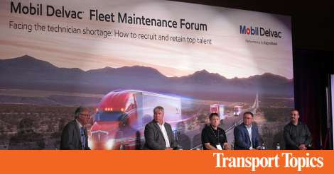 New Technicians Lack Skills, Fleets Find as Demand Grows