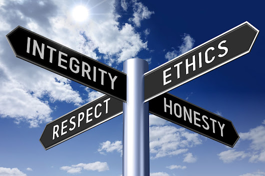 Integrity – It Matters - Human eSources